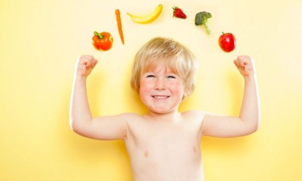 7 Ways to Boost you Child's Immunity